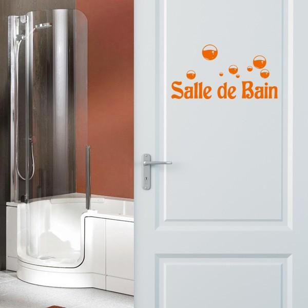 Sticker Salle De Bain Stickers Center
