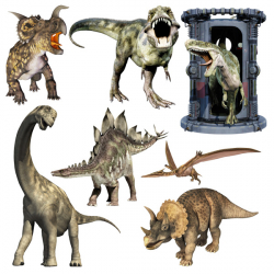 Sticker Dinosaures