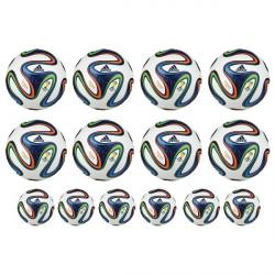 Sticker Ballons Coupe du Monde 2014