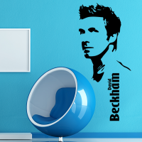Sticker David Beckham