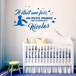 Sticker Personnalisable Le petit Prince