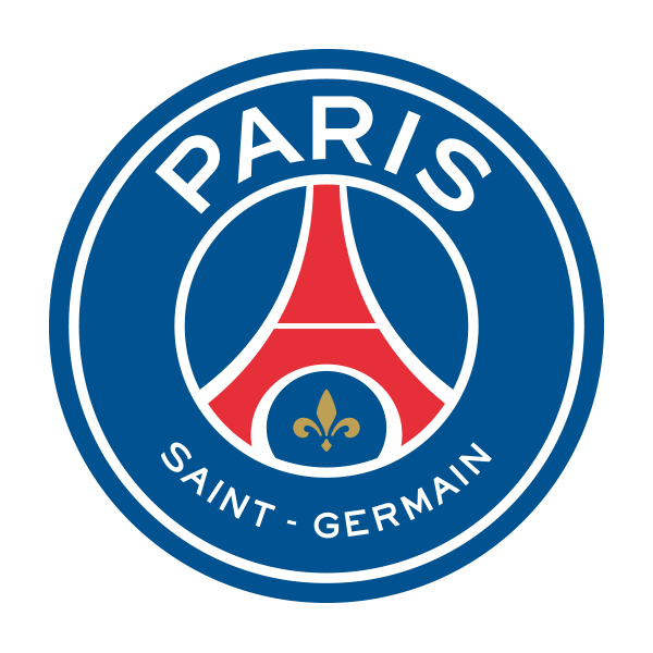 sticker logo paris st germain stickers center