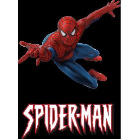 Spiderman couleur