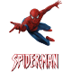 Spiderman couleur