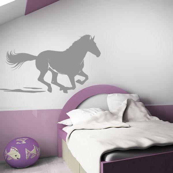 Deco cheval pour chambre fille for Decoration chambre cheval