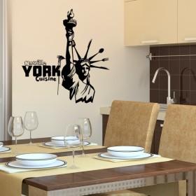 Sticker Nouille York Cuisine