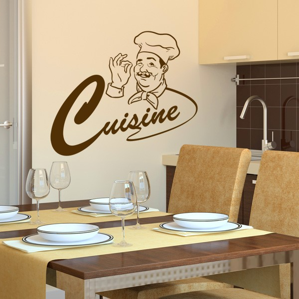 free stickers texte cuisine with stickers texte cuisine. Black Bedroom Furniture Sets. Home Design Ideas