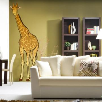 Sticker Girafe 1