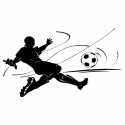 Footballeur Design