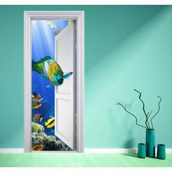 Poster Aquarium magique 2