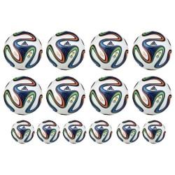 Sticker Ballons Coupe du Monde 2014
