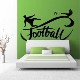 Sticker Footballeurs Griffe