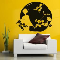Sticker decoratif du Japon