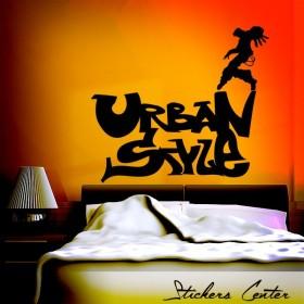 Sticker Urban Style 2
