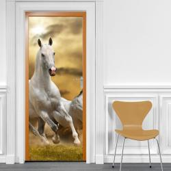 Poster Cheval au galop