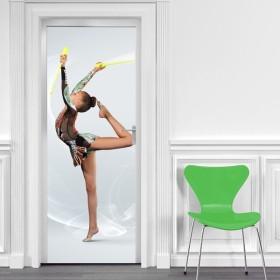 Poster Gymnaste