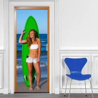 Poster Surfeuse