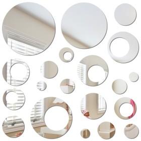 Sticker Sphérique miroir