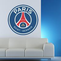 Sticker Logo Paris St Germain