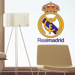 Sticker Logo Realmadrid