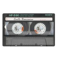 sticker CB Cassette Audio 2