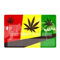 sticker CB Rasta