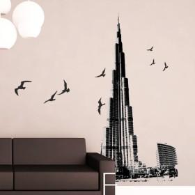 Sticker Burj Khalifa Dubaï