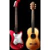 Sticker Guitares