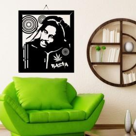 Sticker Bob Marley1