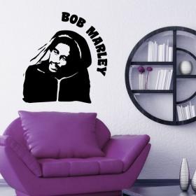 Sticker Bob Marley2