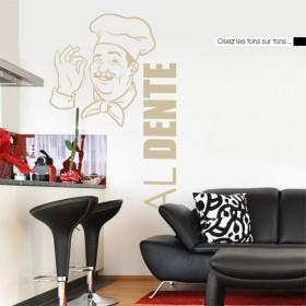 Sticker Al Dente La grande cuisine