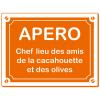Sticker Apero