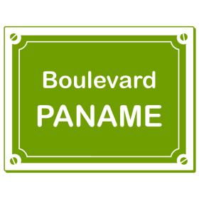 Sticker Boulevard Paname