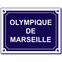 Sticker Olympique de Marseille