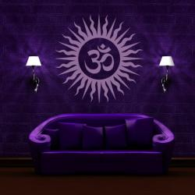 Sticker Om et Spiritualité