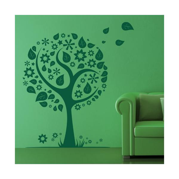 sticker arbre de la vie stickers center. Black Bedroom Furniture Sets. Home Design Ideas